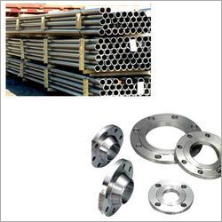 Boiler Pipes, Plates, Flanges And Fittings