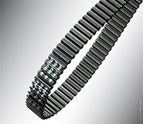 OPTI Timing belts – powerful and versatile for HTD